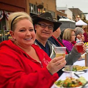 Lisa & Burt Smith, L & B Mini Ranch